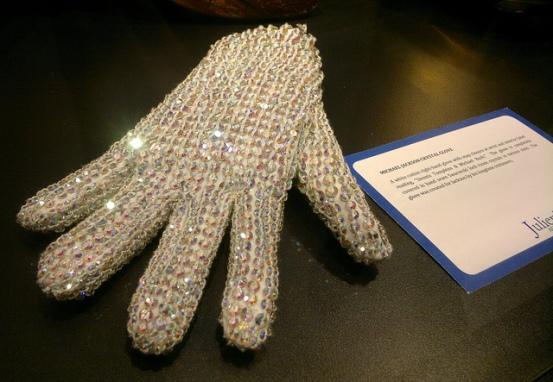 THE glove.